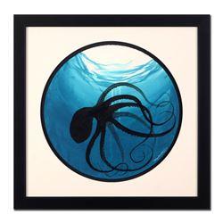 Octopus by Wyland Original