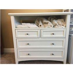 "Safavieh Designer Dresser with Console Top 40""H 42""W 21""L"