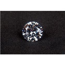 1ct Round Brilliant Cut R. Bellisima Simulated Diamond