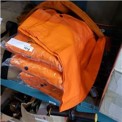 6 NEW 3XL WELDING JACKETS