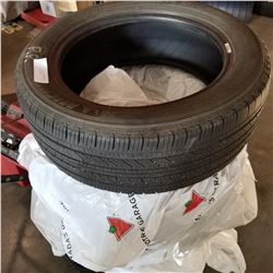 SET OF 4 MICHELIN 205/55R16 TIRES