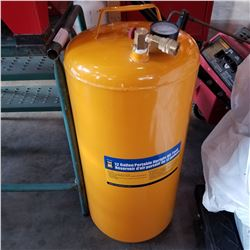 12 GALLON PORTABLE AIR TANK