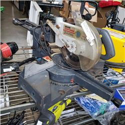 SEARS CRAFTSMAN 12 AMP SLIDING COMPOUND MITRE SAW
