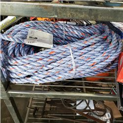 100FT 400LB CAPACITY LANYARD