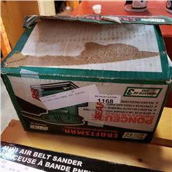 AS NEW CRAFTSMAN PAD SANDER