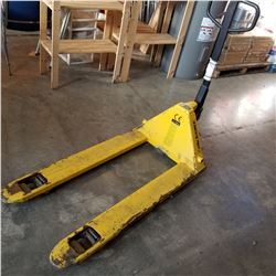 TOTAL SOURCE PALLET JACK 5500LB CAPACITY