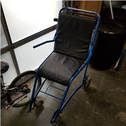 LOST PROPERTY HOSPITAL CHAIR