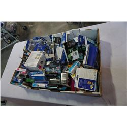 BOX OF PRINTER CARTRIDGES