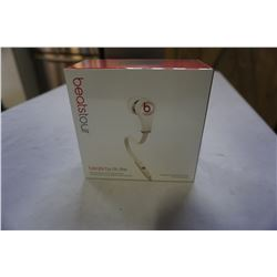 NEW BEATS TOUR UNUTHENTICATED IN EAR HEADPHONES