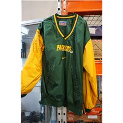 NEW GREEN BAY PACKERS PULL OVER