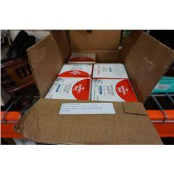 BOX OF NEW KEURIG K CUPS, MEDIUM ROAST PORTSIDE BLEND COFFEE