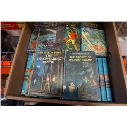 49 VINTAGE HARDY BOYS BOOKS