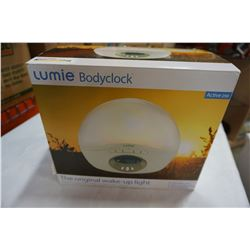 NEW POST MAILBOX AND LUMIE BODYCLOCK