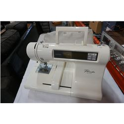 BROTHER PACESETTER PE-100 SEWING MACHINE NO PEDAL