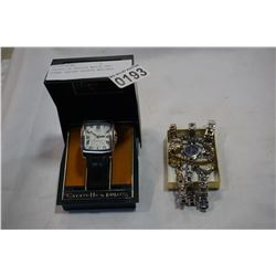 CARAVELLE BULOVA WATCH AND OTHER LADIES ESTATE WATCHES