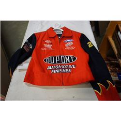 KIDS JEFF GORDON DUPONT MEDIUM JACKET