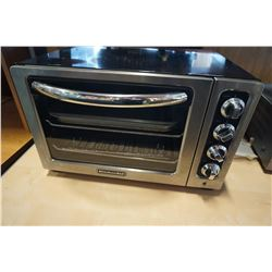 STAINLESS KITCHEN AID TOASTER OVEN