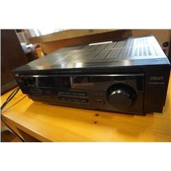 JVC SURROUND SOUND RECEIVER RX-7010V
