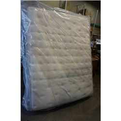QUEENSIZE SERTA SIGNATURE POSTUREPEDIC MATTRESS