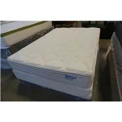 BODY CONTOUR HARRIS ON DOUBLE SIZE PILLOW TOP MATTRESS W/ BOX SPRING