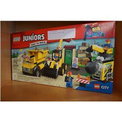 LEGO JUNIORS OPEN BOX