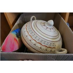 SEED JAR, FIRST NATIONS ITEMS, AND COLLECTIBLES