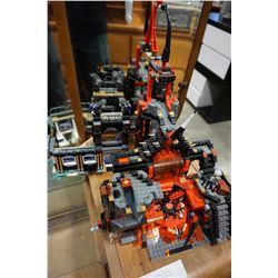 ASSEMBLED LEGO SET