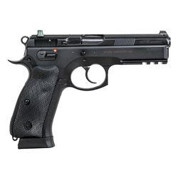 "C-Z 75 SP-01 9mm 18 shot DA/SA Pistol, NEW IN BOX, 2.6 lbs, 4.72""BRL"