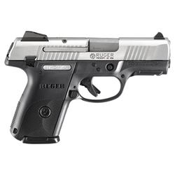 Ruger SR9C Compact Pistol, 9mm Luger, 17 Shot, NEW IN BOX