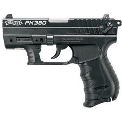 Walther, PK380, Integrated LASER, Double/Single Action, NEW IN BOX