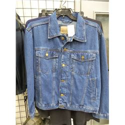 New Jean jacket Large Canyon Guide