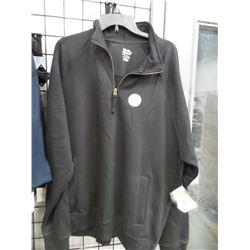 New worksport 1/4 Zip Sweat Shirt XL
