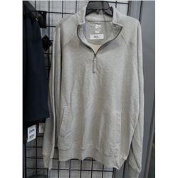 New Worksport 1/4 Zip Sweat Shirt Med