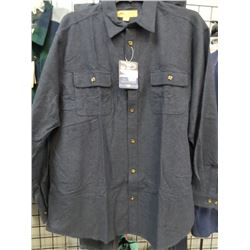 Canyon Guide New  Flannel Shirt 2XL