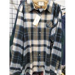 Legendary Whitetails New Flannel Shirt 2XT