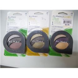 New Alamay 3 sets of eye shadow