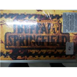 Vintage never opened sealed Buffalo Springfield box CD set