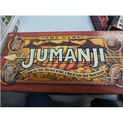 Jumanji vintage complete board game