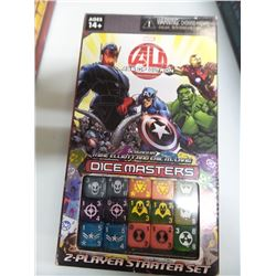 New Marval Age of Ultron Dice Masters