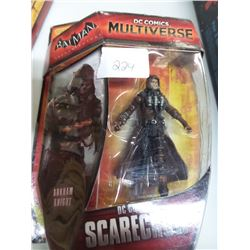 New DC comics Scarcrow action figure