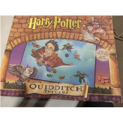 Harry Potter Quiddage game complete