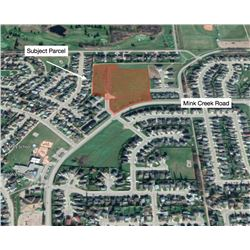 9.63 Development Acres in Whitecourt