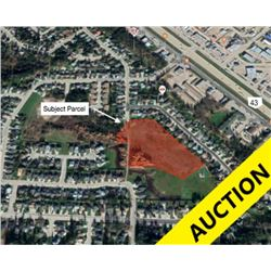7.04 Development Acres in Whitecourt