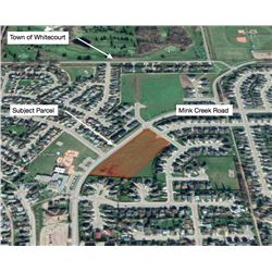 5.02 Development Acres in Whitecourt