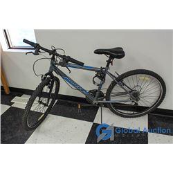 "26"" Men's Huffy Mountain Bike (Grey)"