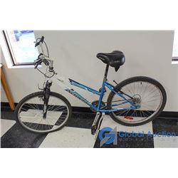 """26"""" Women's Schwinn Mountain Bike (Blue)"""