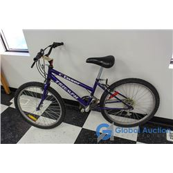 "24"" Women's Triumph Mountain Bike (Purple)"