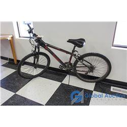 """26"""" Men's Reebok Mountain Bike (Black)"""