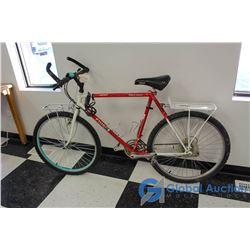 "26"" Men's Fiori Mountain Bike (Red)"