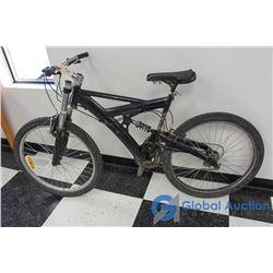 "26"" Men's Supercycle Mountain Bike (Black)"